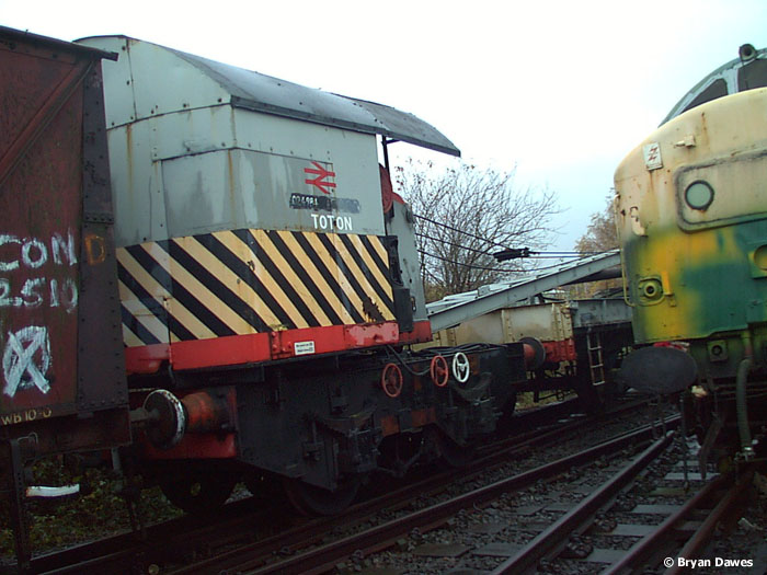 Photo of 024984 at Toton TMD