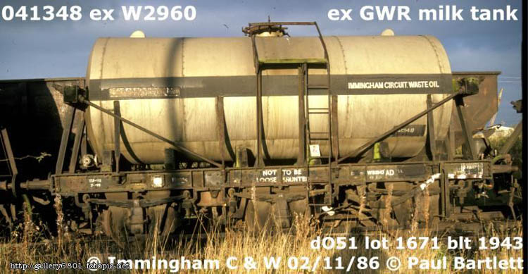 Photo of 041348 at Immingham C&W works