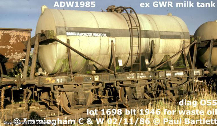 Photo of 041960 at Immingham C&W works