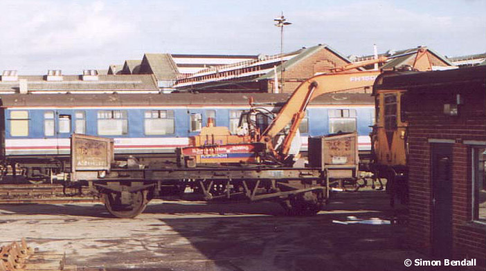Photo of 083653 at Eastleigh works