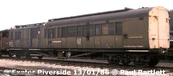 Photo of DW 150144 at Exeter Riverside yard