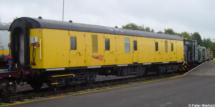 Photo of 6262 at MOD Ludgershall