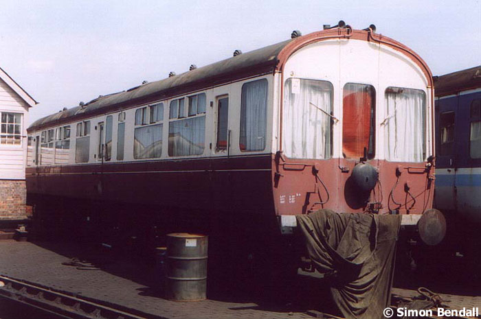 Photo of DW 80972 at Birmingham Railway Museum