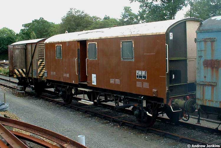 Photo of 889027 at Exeter & Teign Valley Railway, Christow