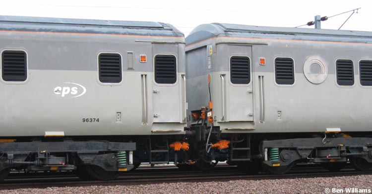 Photo of 96374 & 96372 detail at North Pole International