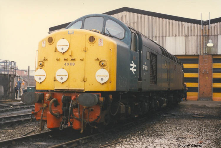 Photo of 97408 at Crewe TMD
