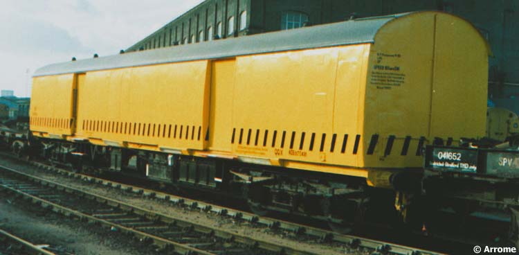 Photo of 975491 at Stratford TMD