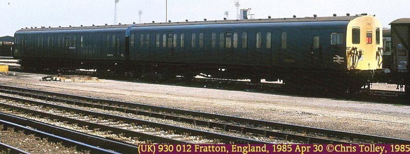 Photo of 975604 & 975605 at Fratton