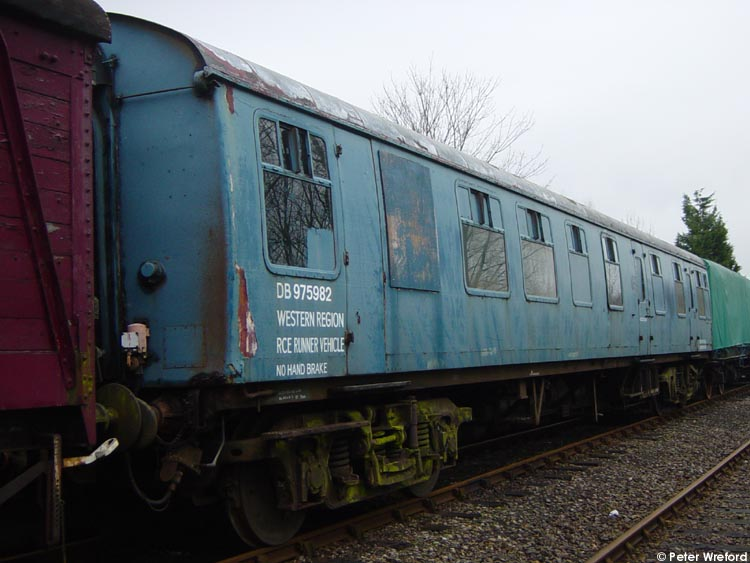 Photo of 975982 at Wittersham Road - Kent & East Sussex Railway