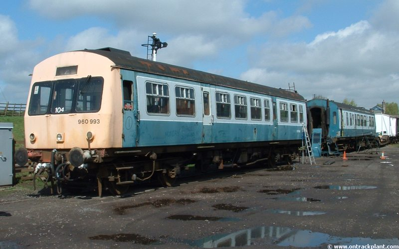 Photo of 977900 & 977899 at Quorn - Great Central Railway