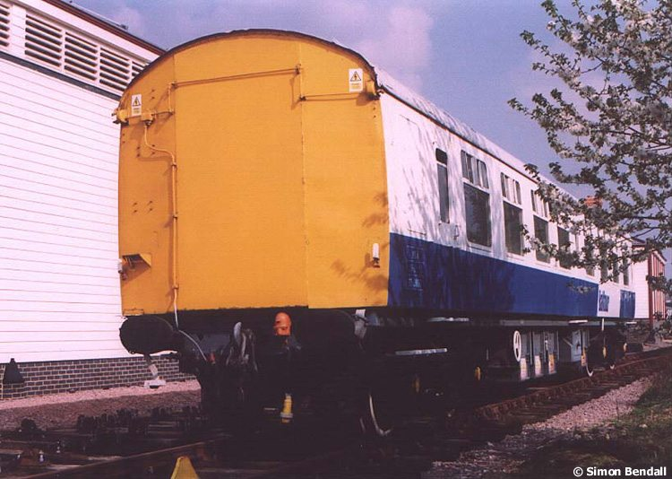 Photo of 99017 at Quainton Road