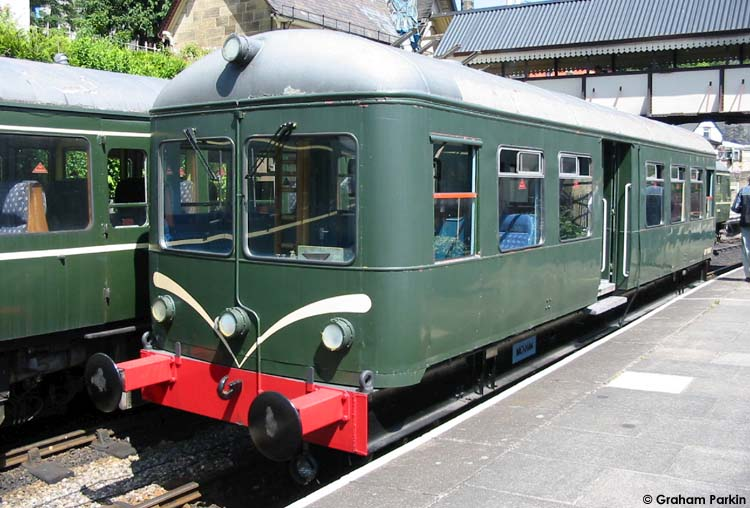Photo of 999507 at Llangollen Railway