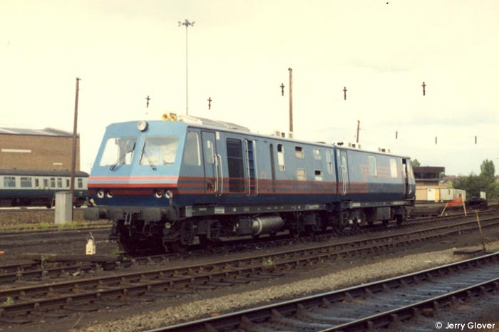 Photo of VUR505 at York
