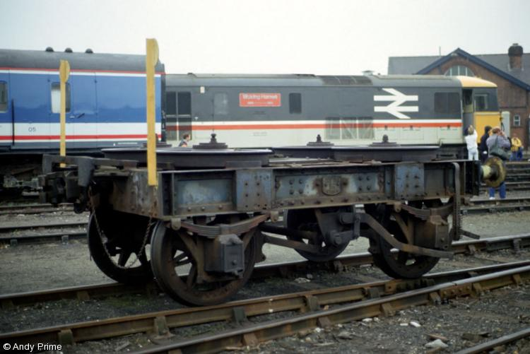 Photo of 082764 at Eastleigh Works