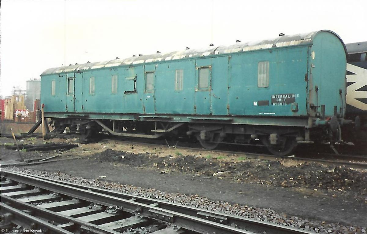 Photo of 095016 at Motherwell Depot
