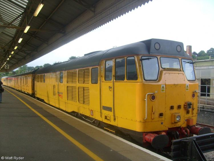 Photo of 31233 at Exeter St Davids