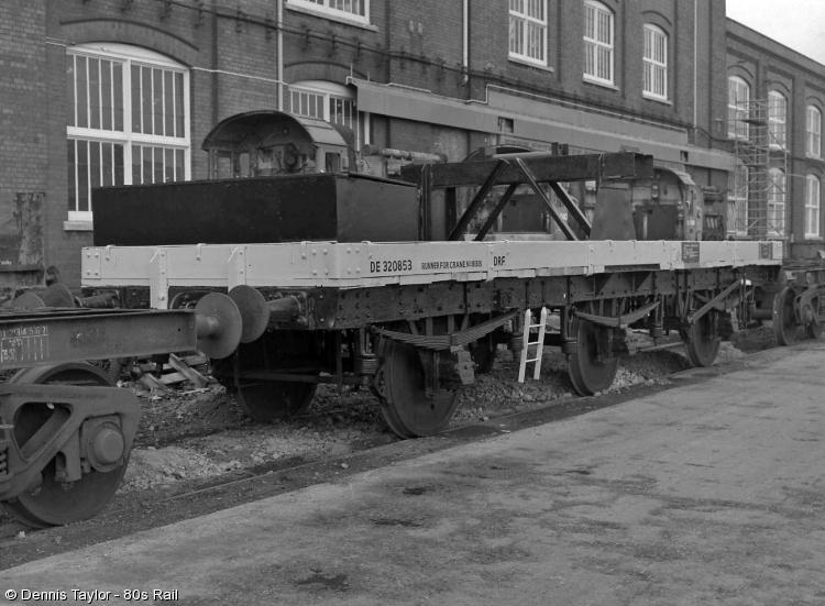 Photo of 320853 at Swindon Works