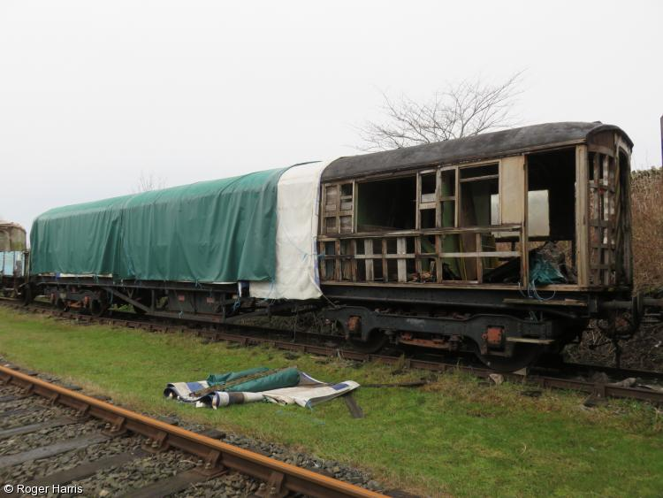 Photo of DE 320946 at Kirkby Stephen, Stainmore Railway