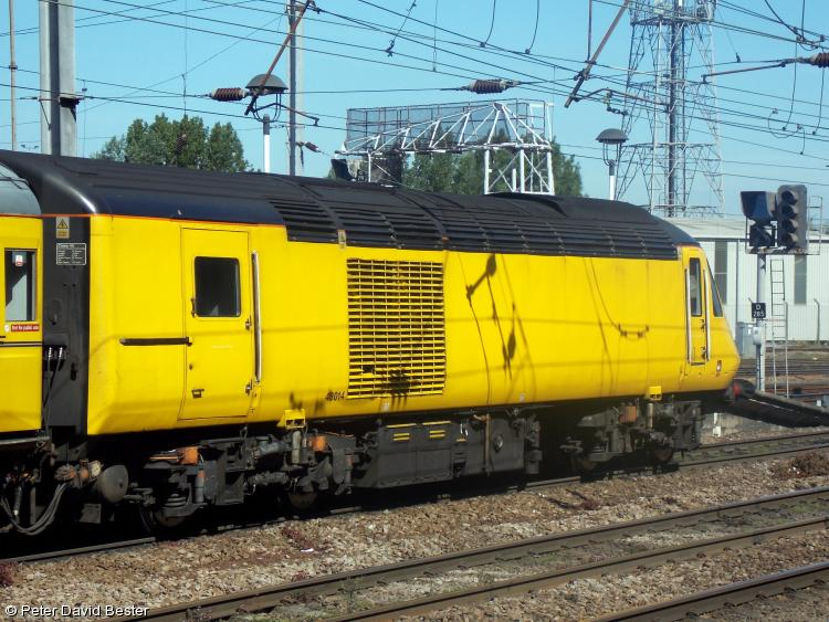 Photo of 43014 at Doncaster