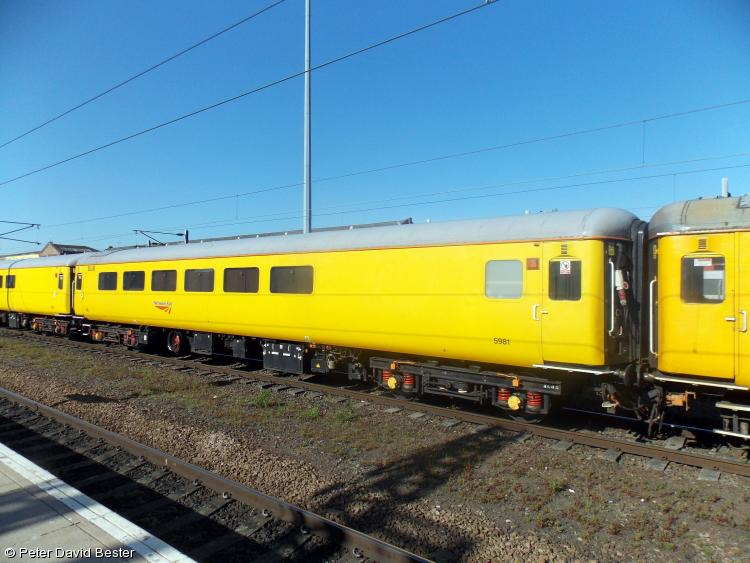 Photo of 5981 at Doncaster
