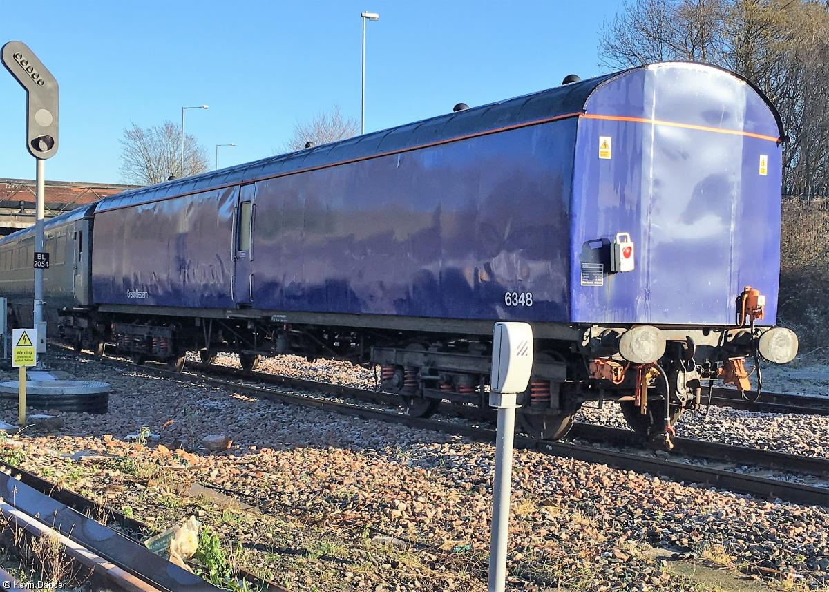 Photo of 6348 at Dr Days Junction Bristol
