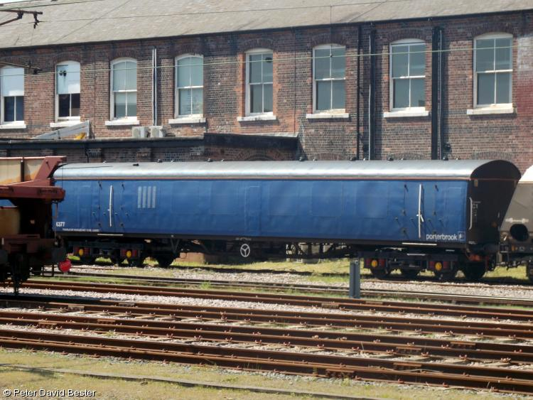 Photo of 6377 at Doncaster