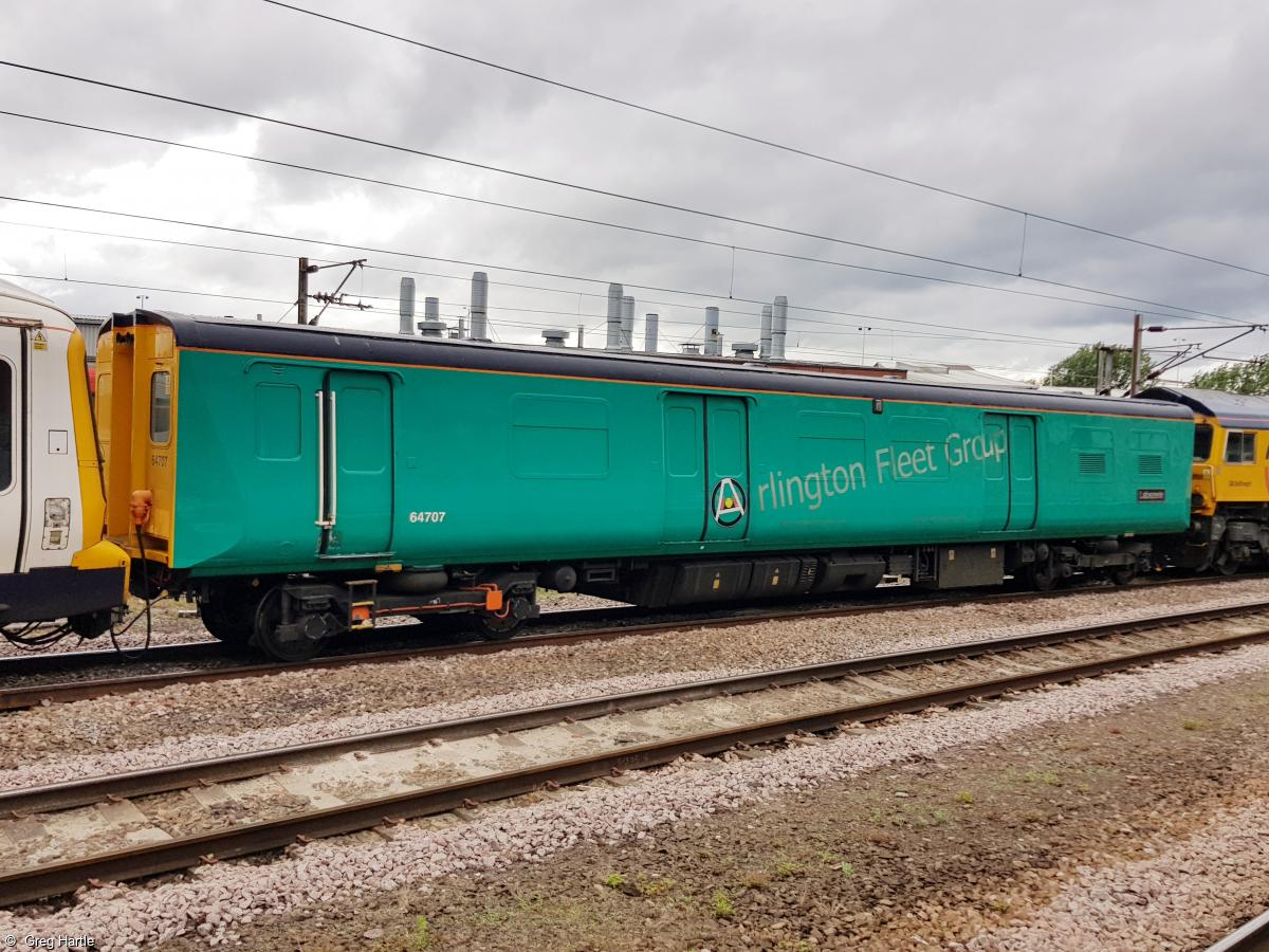 Photo of 64707 at Doncaster