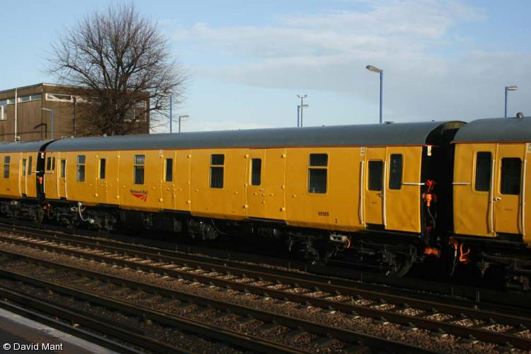 Photo of 68505 at Eastleigh