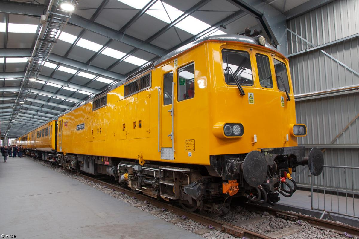 Photo of 73951 at Crewe TMD - All Change Open Day