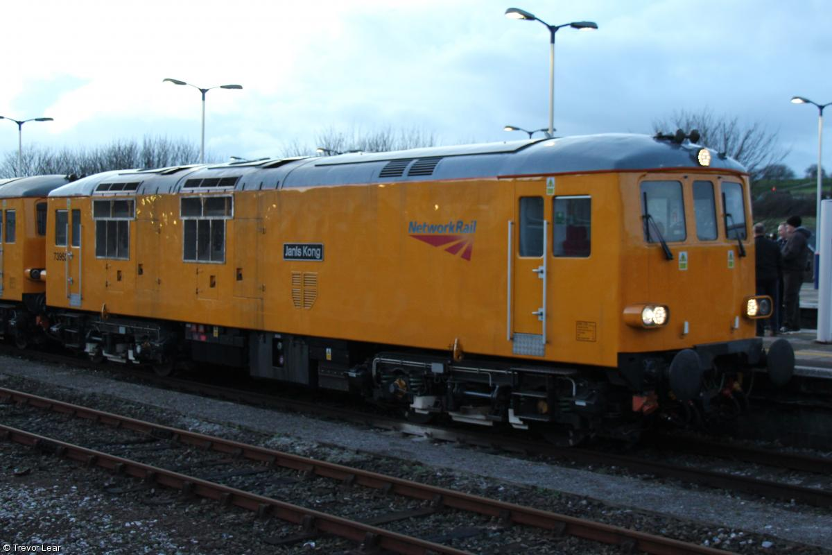Photo of 73952 at Plymouth North Road Station