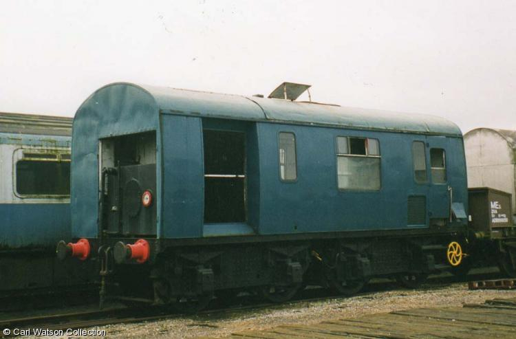 Photo of 861 at Eastleigh works