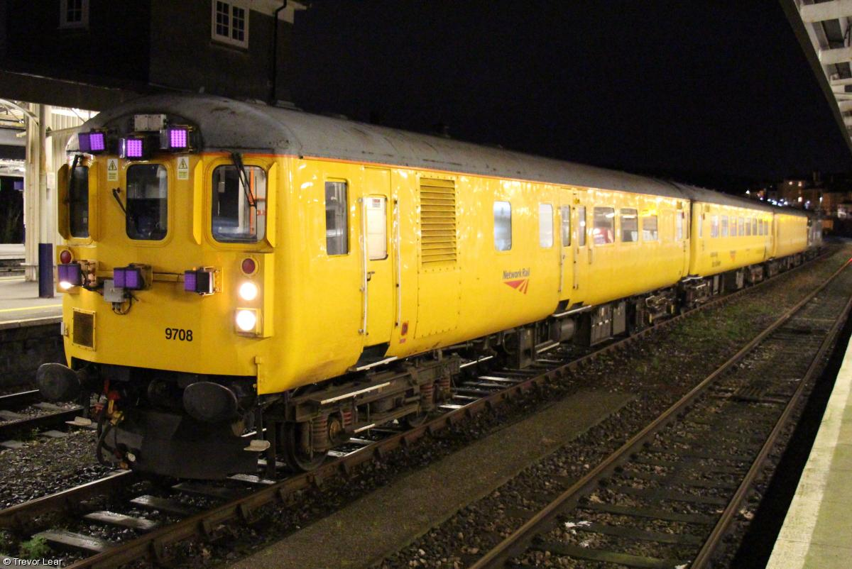 Photo of 9708 at Plymouth North Road Station