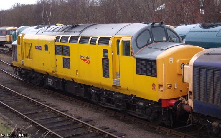 Photo of 97304 at Barrow Hill