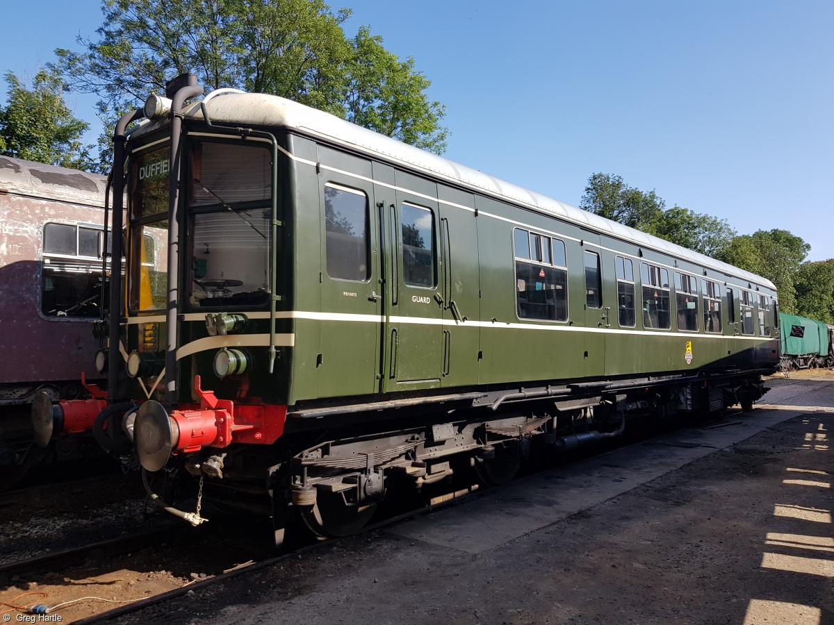 Photo of 975010 at Ecclesbourne Valley Railway, Wirksworth