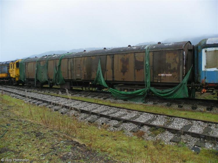 Photo of 975051  at Peak Rail Rowsley South
