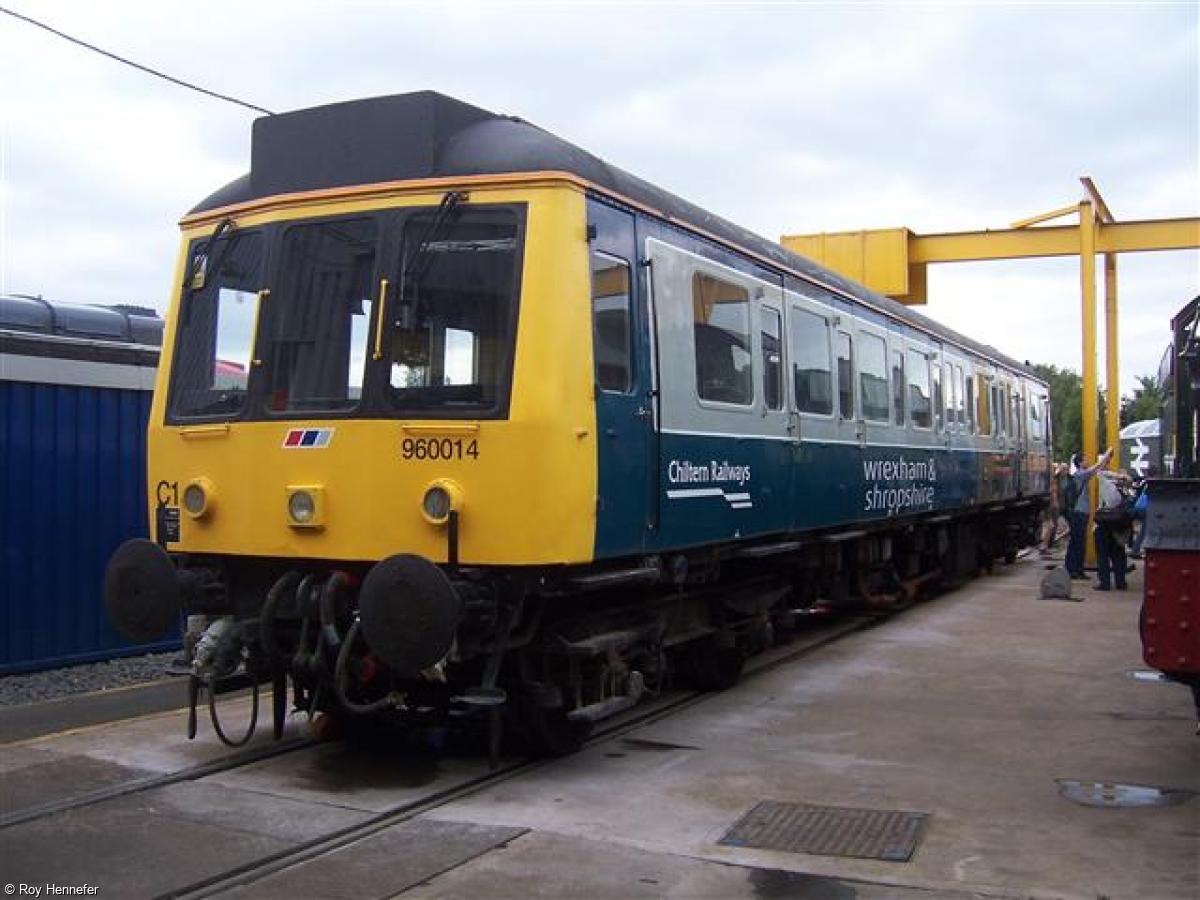 Photo of 977873 at Tyseley TMD