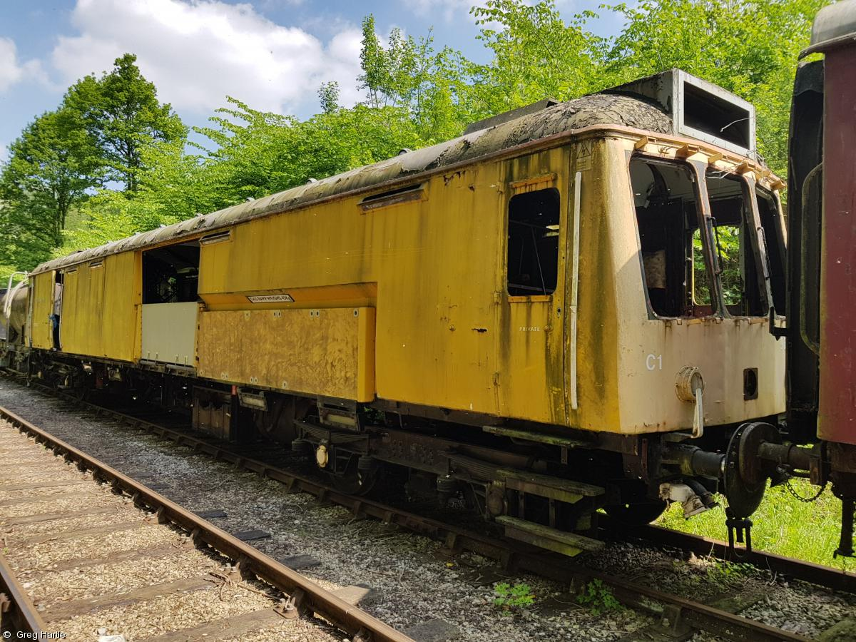 Photo of 977976 at Wirksworth shed, Ecclesbourne Valley Railway