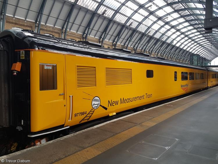 Photo of 977984 at London Kings Cross Station