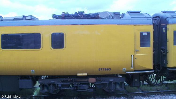 Photo of 977993 laser / roof detail at Derby