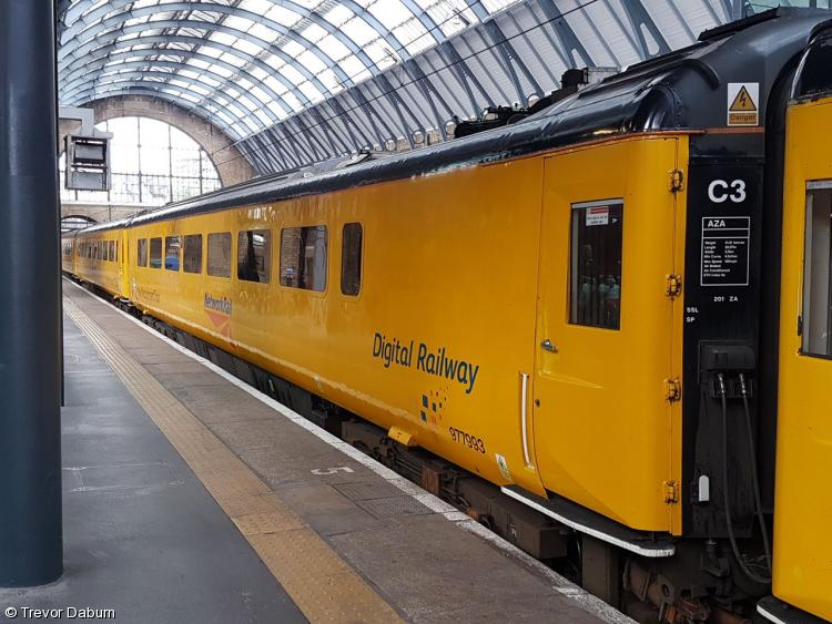 Photo of 977993 at London Kings Cross