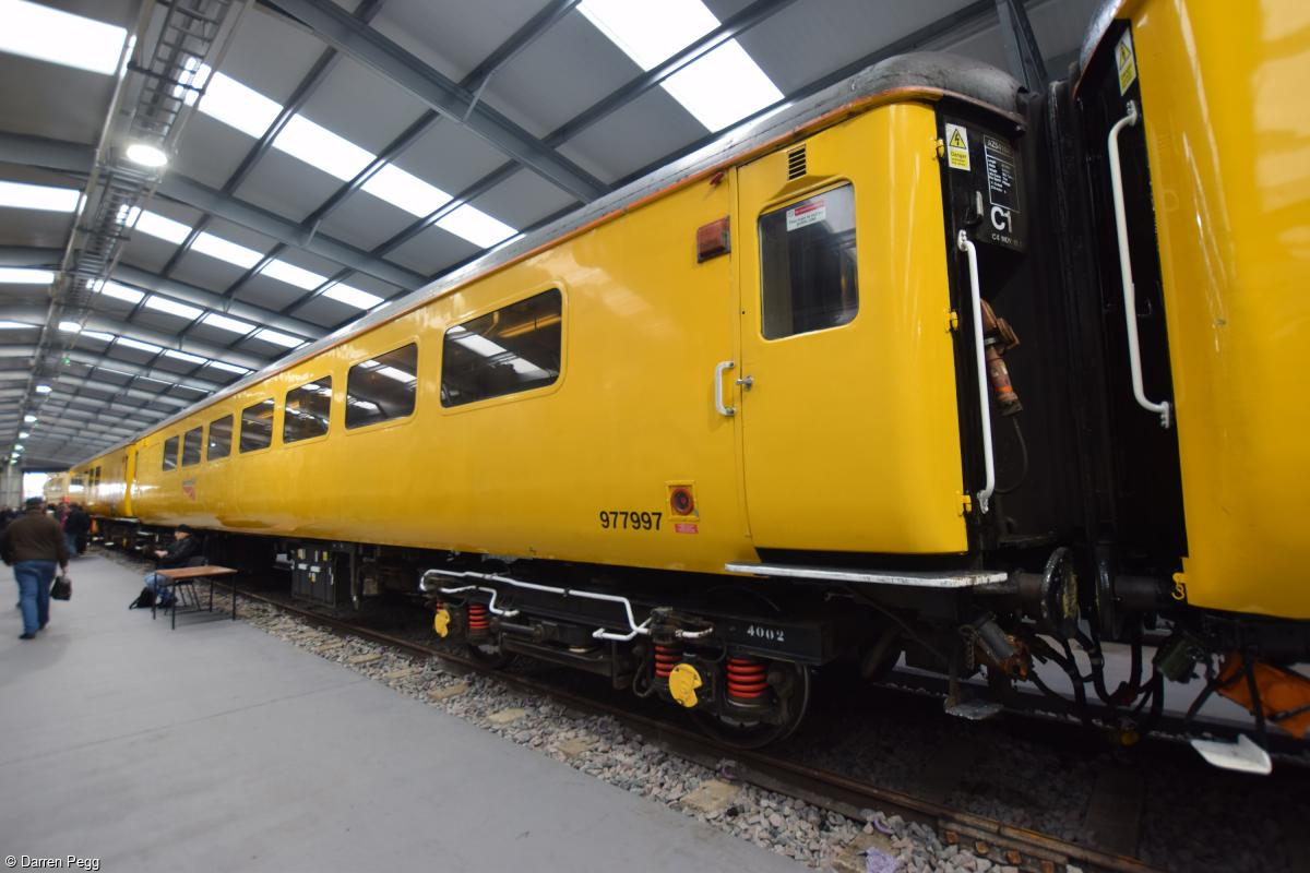 Photo of 977997 at LNWR, Crewe