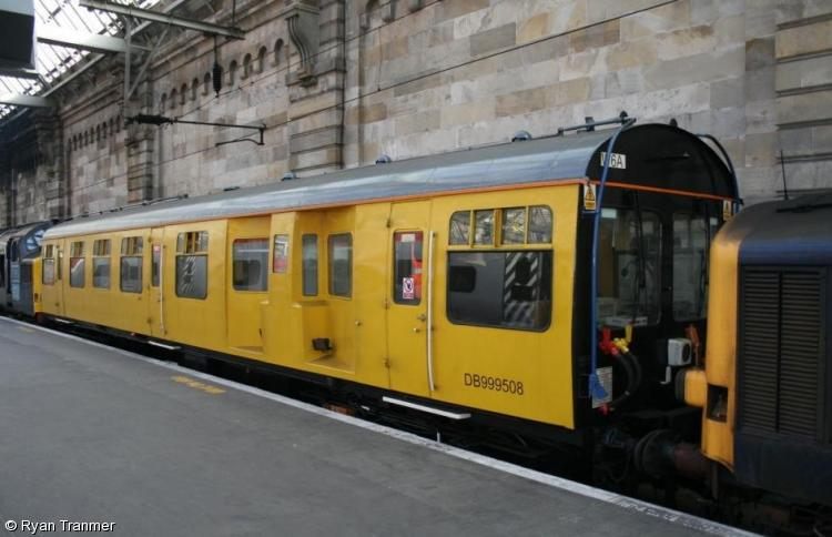 Photo of 999508 at Glasgow Central
