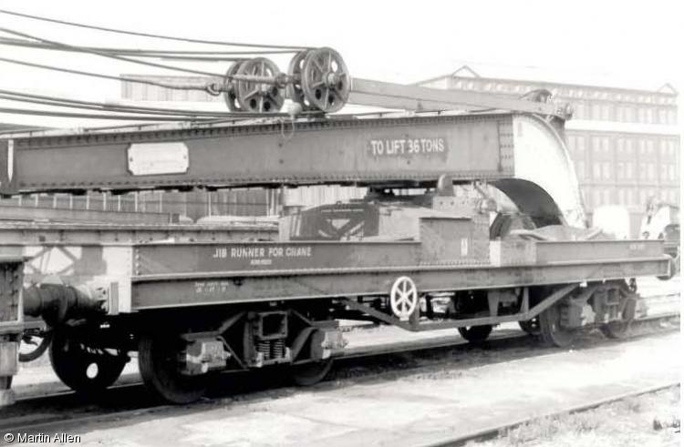 Photo of ADS 3087 at Stewarts Lane TMD