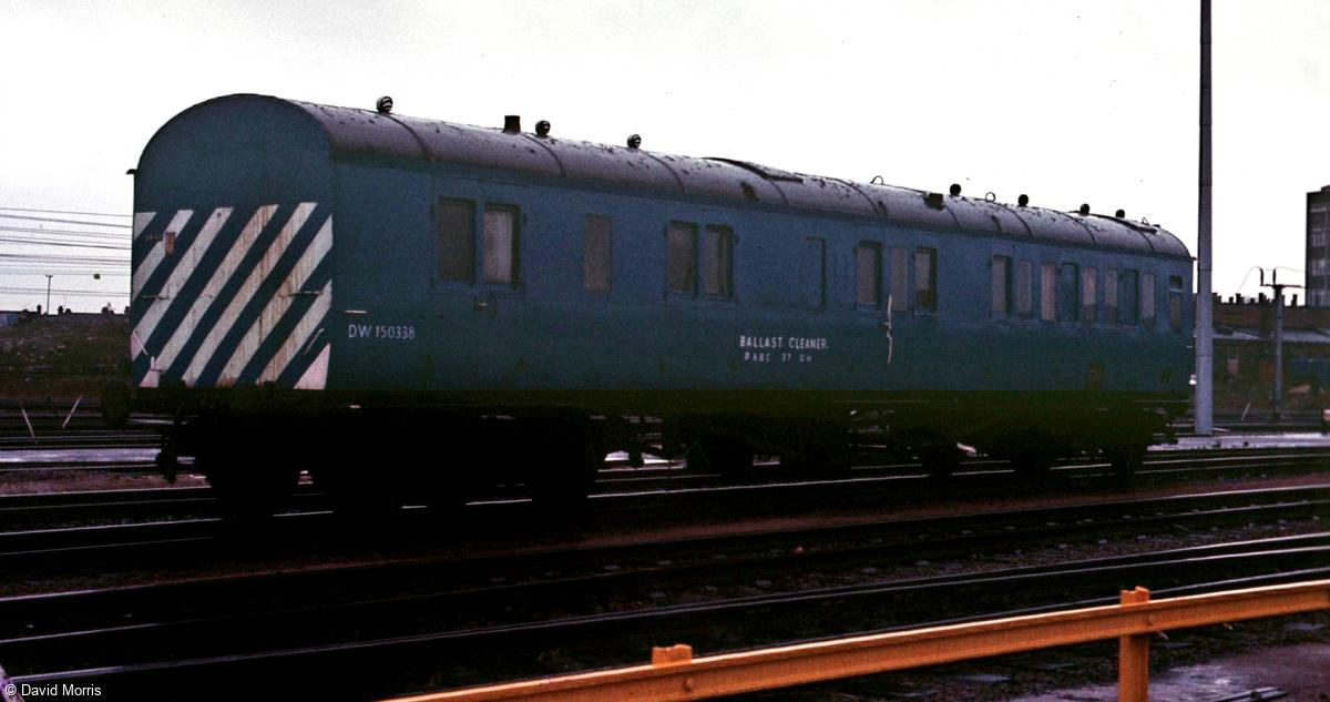 Photo of Dw150338 at Crewe Gresty Road Yard