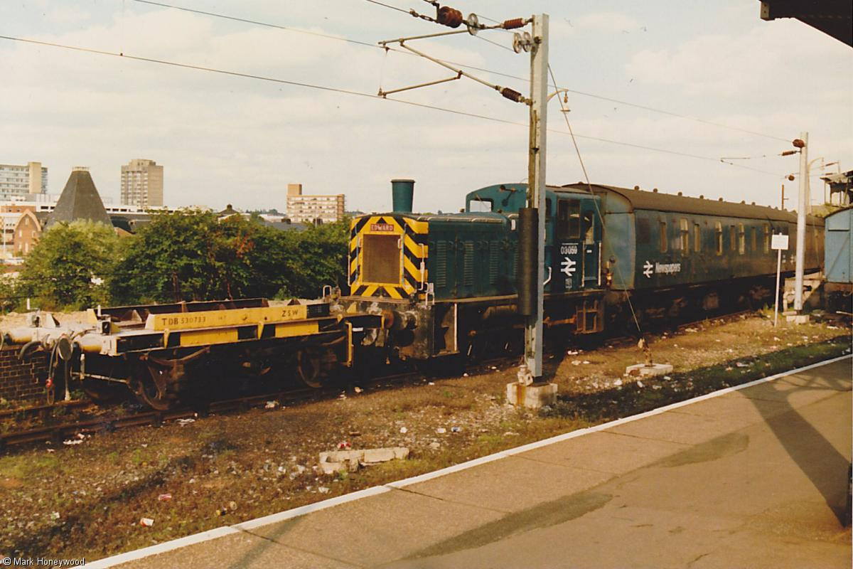 Photo of TDB530733 at Ipswich